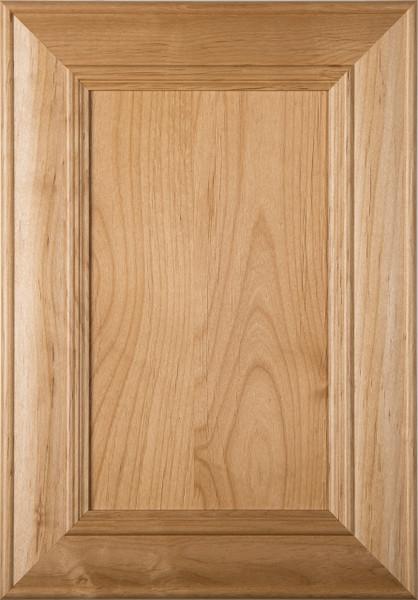Belmont Flat Panel Cabinet Door In Superior Alder