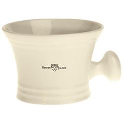 Edwin Jagger Ivory Porcelain Shaving Mug