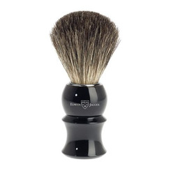 Edwin Jagger Ebony Black Best Badger Brush