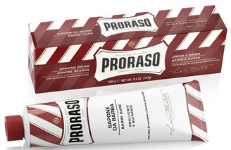 Proraso Sandalwood Shaving Cream Tube 5.2 oz.
