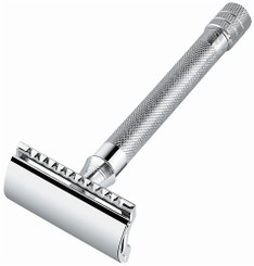 Merkur Model 180 Long Handled Safety Razor