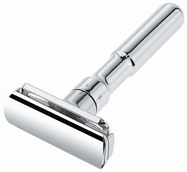 Merkur Futur Adjustable Safety Razor Chrome