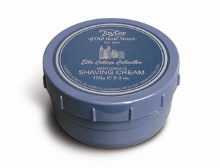 Taylor of Old Bond Street Eaton College Collection Shaving Cream 150g