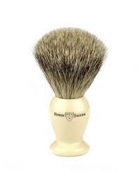 Edwin Jagger Medium Ivory Best Badger Brush