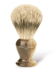 Edwin Jagger Medium Horn Super Badger Brush