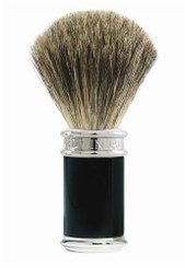 Edwin Jagger Lacquer Black Best Badger Brush