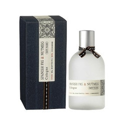 Spanish Fig & Nutmeg Cologne Spray by Bath House 100ml