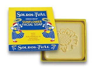 Swedish Dream™ Sunflower Facial Soap Single