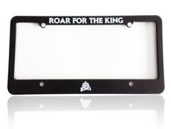Chennai Super Kings License Plate Frame
