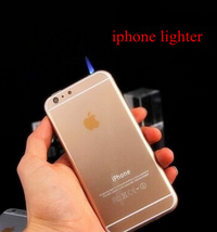 Luxury Design iPhone Cigarettes Lighter