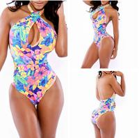 European Style Backless Bikini Swimsuit