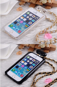 Luxury Perfume Bottle iPhone Case