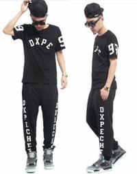 DXPE CHEF Hip Hop Street Wear Jogger Pants Dope Chef