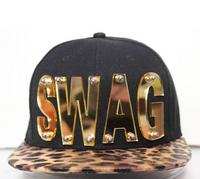 Hip-Hop Swag Snap-Back Hat