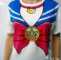 Harajuku Moon Sailor T-Shirt