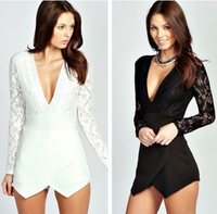 """The """"I Want That"""" Skort Playsuit"""