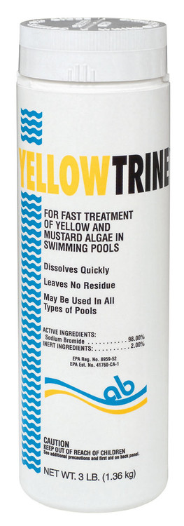 Applied Biochemists® Yellowtrine® algaecide - 3 lb