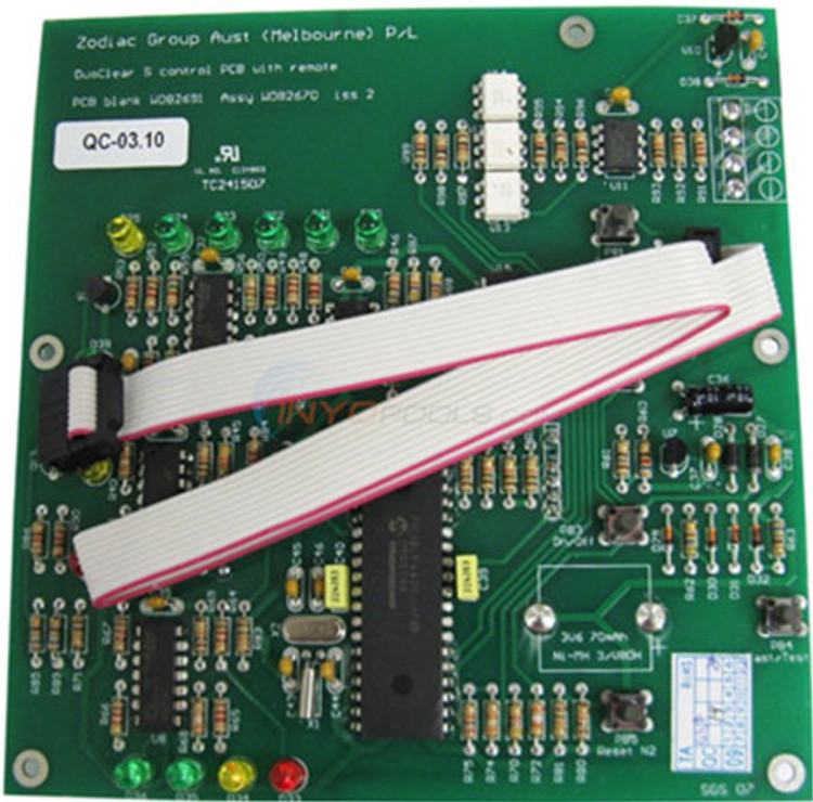 Clearwater® C Series Chlorinator Board