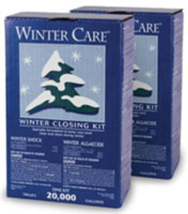 Omni Winter Care Pool Winterizing Kit - 20,000 gallon