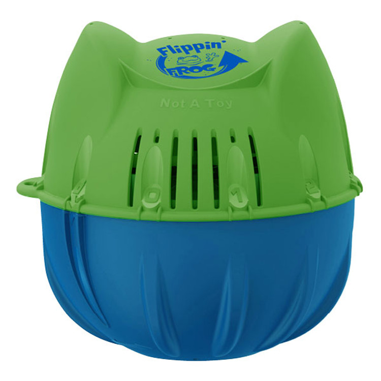 Flippin' FROG mineral pool care system