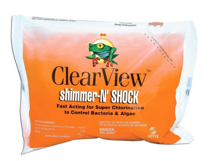 ClearView Shimmer-N' Shock - 1 lb