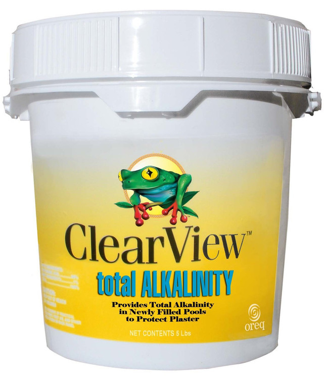 ClearView Total ALKALINITY -  5 lb