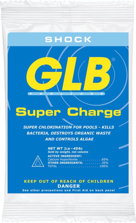 GLB® Super Charge chlorine shock - 24 pack