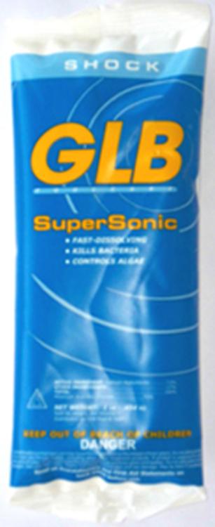 GLB® SuperSonic chlorine shock - 24 pack