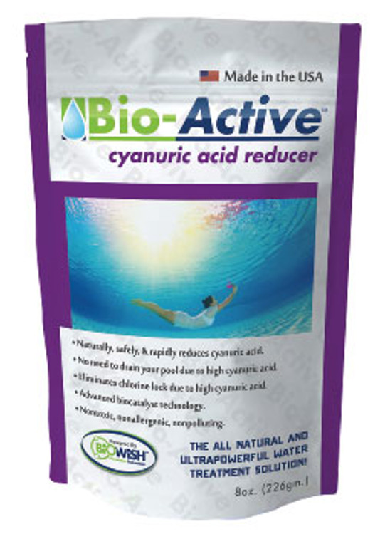 Bio-Active Cyanuric Acid Reducer, 8oz