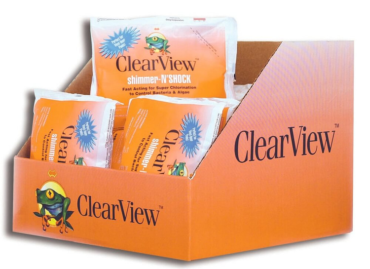 ClearView Shimmer-N' Shock - 24 x 1 lb