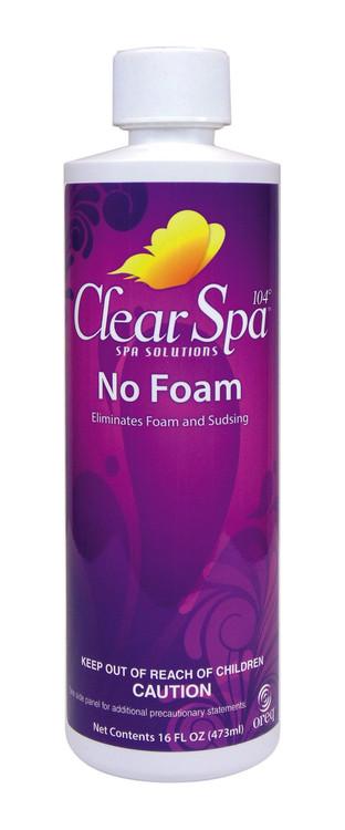 ClearSpa 104 No Foam - 16 oz