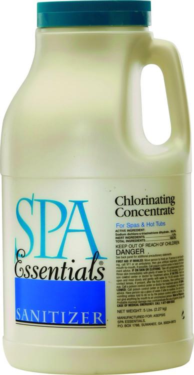Spa Essentials Chlorinating Concentrate - 5 lb