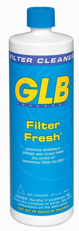 GLB® Filter Fresh® filter cleaner - 1  qt