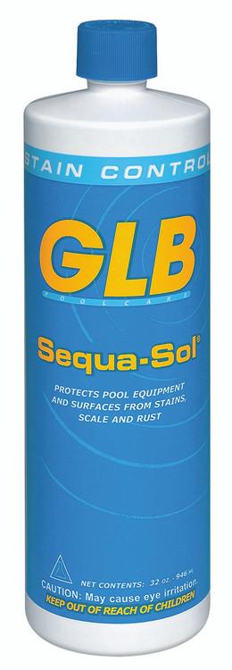 GLB® Sequa-Sol® sequestering agent - 1  qt