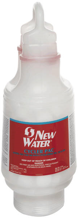 New Water® Chlorine Cycler Pac 105C - 3 per case