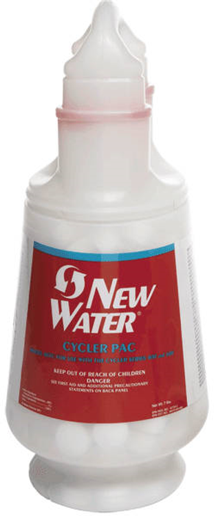 New Water® Chlorine Cycler Pac 407C - 3 per case