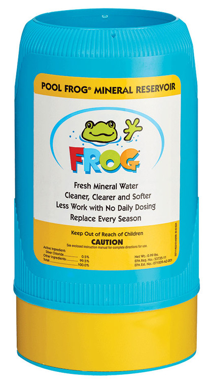 Pool Frog® Mineral  Reservoir, Series 6100, for pools up to 25,000 gals