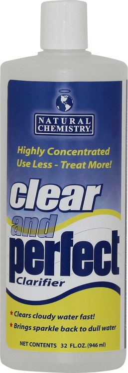 Natural Chemistry® Clear & Perfect - 1qt