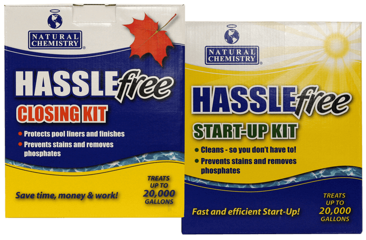 Natural Chemistry® HASSLEFree Start Up / Closing Kit