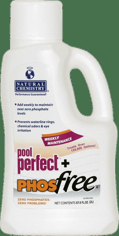 Natural Chemistry® Pool Perfect + PHOSFree - 2 lt