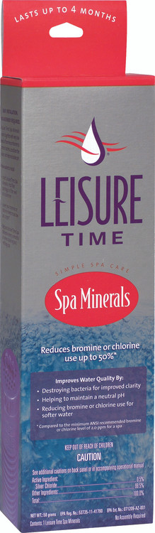 Leisure Time® Spa Mineral Purifier