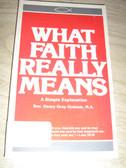 UB685 What Faith Really Means