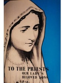 UB744 To The Priests, Our Lady's Beloved Sons 10TH edition