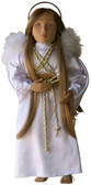 Soft Saint Doll . Guardian Angel Doll