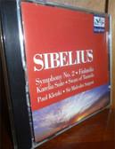 Used Audio: Sibelius