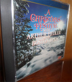 Used Audio: A Christmas Festival with Authur Fiedler and the Boston Pops