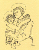 St. Anthony Print