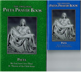 Pieta Prayer Book -- Large Print (Green) and Standard Print (Blue)