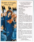Familiar Catholic Prayers Bookmark