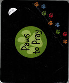 Paws to Pray mouse pad